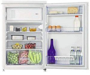 uitleg bij het tafelmodel koelkast