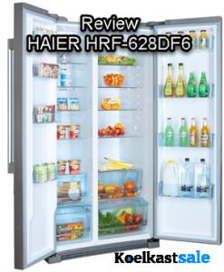 HAIER HRF-628DF6 review door KoelkastSale.nl