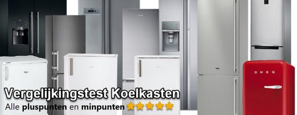 Uitgebreide test met de beste koelkasten van 2020