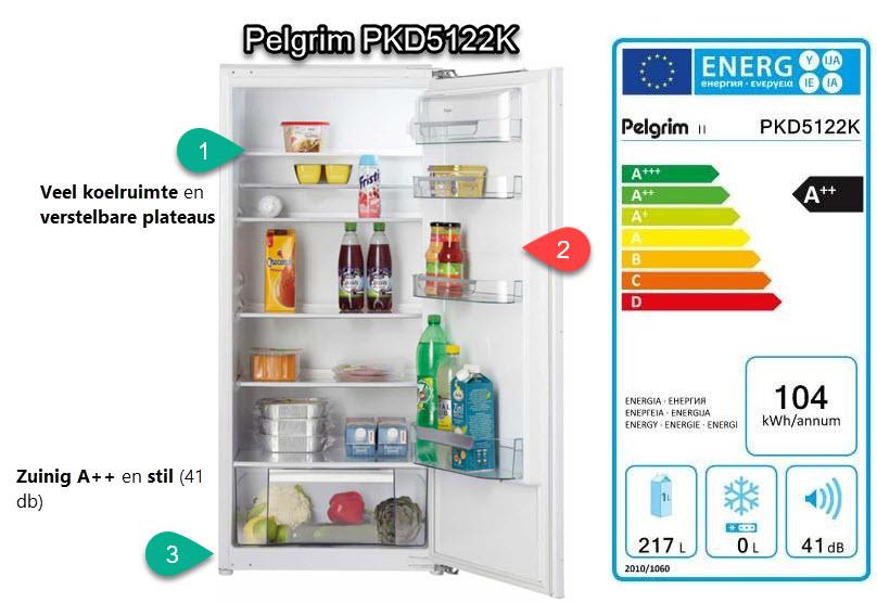 Pelgrim PKD5122K review met alle voordelen en nadelen