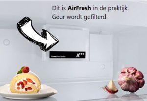 airfresh - geurfilter