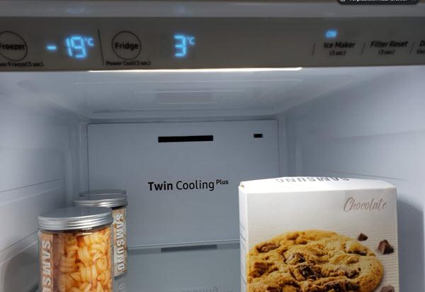 Samsung TwinCooling prestaties koelen en vriezen in de praktijk