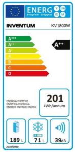 Energieverbruik en jaarlijkse kosten