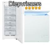 Vrieskist, vrieskast of een koelkast met vriesvak